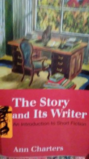 The story and its writer by ann charter for Sale in Wenatchee, WA