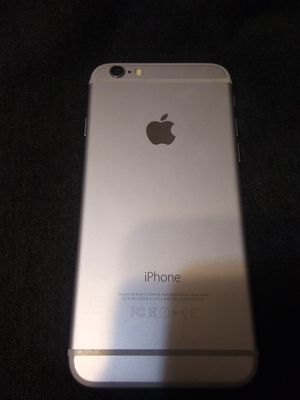 IPhone 6s iCloud is locked I never used it I don't know how to for Sale in Phoenix, AZ