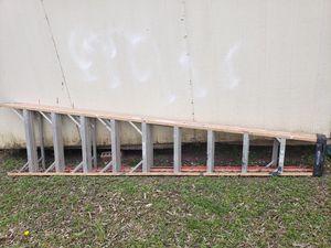 Werner 10ft Fiberglass Ladder for Sale in Austin, TX