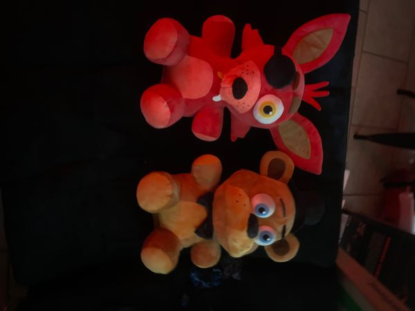 Used Five nights at Freddy's stuffed plushies