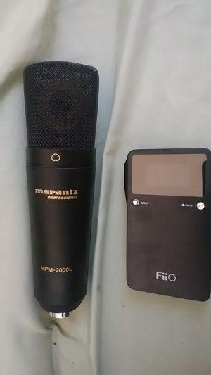Sundara Head phones, mic, alpen2 for Sale in Washington, DC