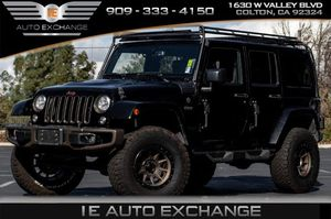 2017 Jeep Wrangler Unlimited for Sale in Colton, CA