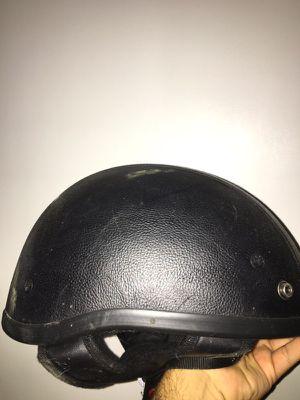 Motorcycle leather helmet for Sale in Austin, TX