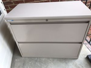 Lateral file cabinet for Sale in Fountain Inn, SC
