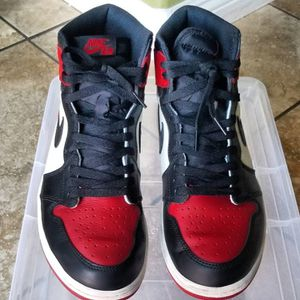 "Jordan 1 Retro High ""Bread Toe"" Size 11 for Sale in Las Vegas, NV"