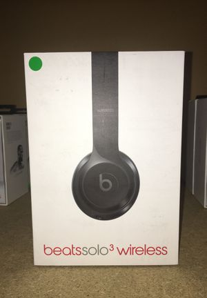 Beats Solo 3 Wireless NEW for Sale in Dearborn Heights, MI