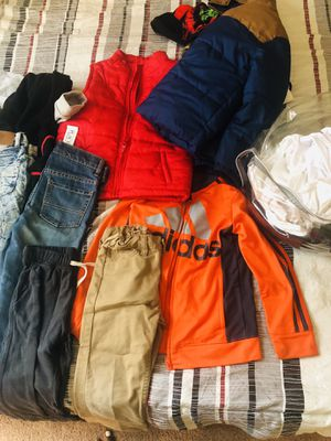 Bag Of Kids Clothes Size 6/7 for Sale in Columbus, OH
