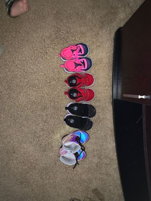Babygirl Size 3 shoes NEW for Sale in Greensboro, NC