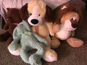 Brand new giant stuffed animals for Sale in Henderson, NV