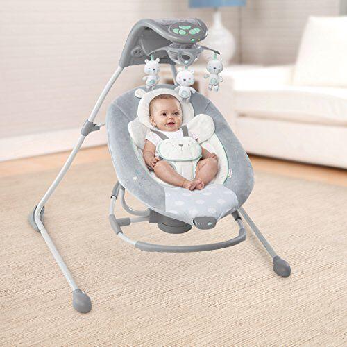 Ingenuity Inlighten Cradle Swing