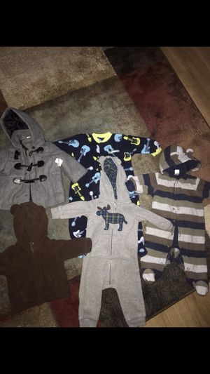 Warm clothes for baby boy 3/6 m for Sale in Alexandria, VA