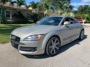 Amazing condition2009 AUDI TT 3.2 QUATTRO for Sale in Hollywood, FL