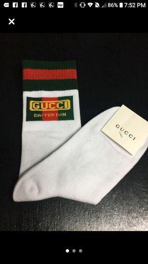 NWT Gucci Socks (1 pair) for Sale in Phoenix, AZ