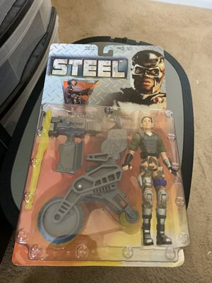 Steel L T Sparks Action Figure 1997 for Sale in Gilbert, AZ