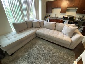 SECTIONAL COUCH FOR SALE!!! for Sale in Fort Belvoir, VA