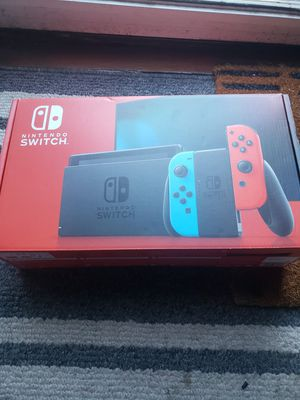 Brand new Nintendo Switch with all accessories and carry case for Sale in Queens, NY