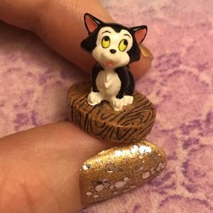 Small•Disney Collectible Fígaro Cat 🐱 $1 for Sale in Brentwood, MD
