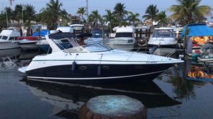 Needs work. Selling cheap 1998 Chris craft cruiser32ft one engine not working needs two outdrives TLC TOO $19k for Sale in Hollywood, FL
