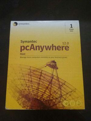 Symantec pcAnywhere Host 12.0 for Sale in Phoenix, AZ