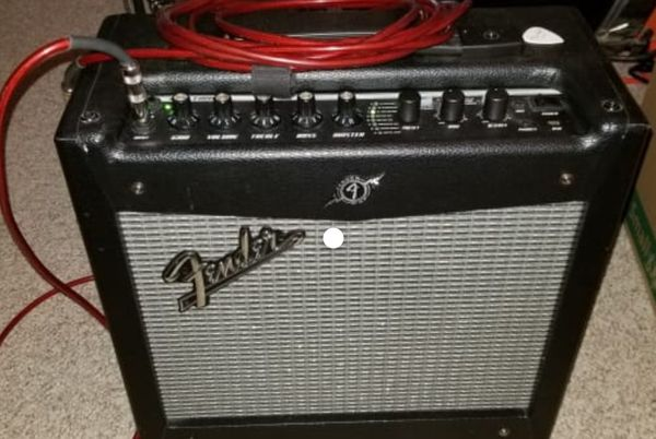 Mustang Guitar Amp