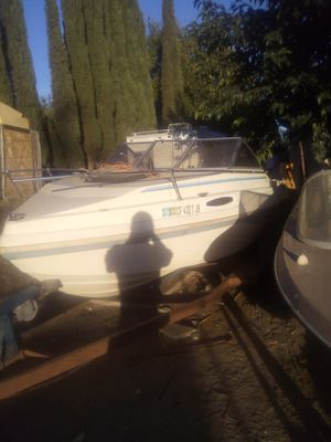 1984 seaswirl testing the waters! Trades maybe card trucks ski boats motorcycle $3000 for Sale in Lathrop, CA