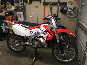 98 Honda Cr125r (TRADE or OFFER) for Sale in Buena Park, CA