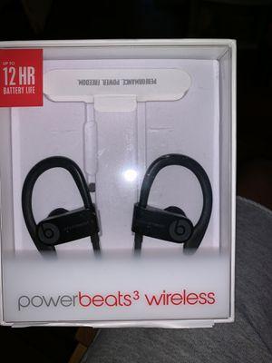Powerbeats 3 Wireless for Sale in Midlothian, VA