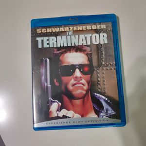 The Terminator Collectible Blu-ray Blu Ray Movie for Sale in Union City, CA