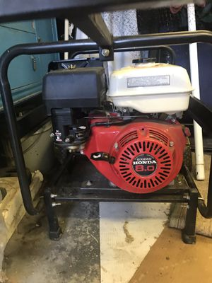 Honda 8 hp Portable Generator for Sale in Silver Spring, MD