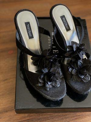 White House Black Market sandal wedges for Sale in Katy, TX
