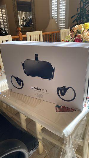 Oculus Rift Gen 1 for Sale in Las Vegas, NV