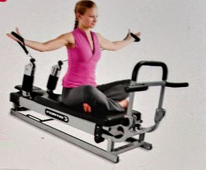 PILATES POWER GYM MACHINE FOR FITNESS for Sale in Harrisville, UT