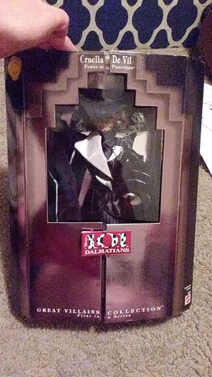 Cruella De Vil doll for Sale in Dallas, TX