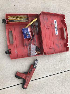 Hilti dx35 drywall gun for Sale in Philadelphia, PA