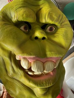 Halloween Mask Ghostbusters for Sale in San Bernardino,  CA