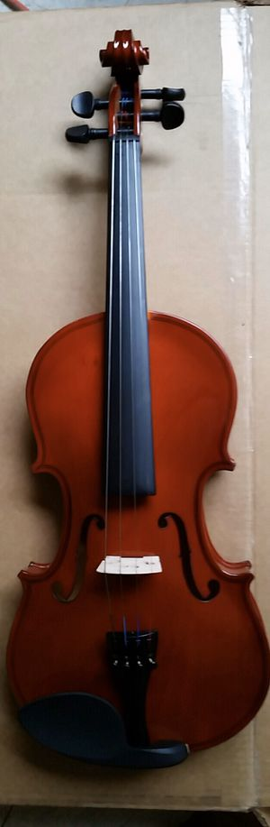 Brand New maple violin with case,bow and Rosin for Sale in Lebanon, TN