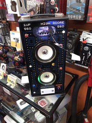 Pac man Bluetooth speaker 🔊 for Sale in Bingham Canyon, UT