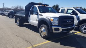 2012 Ford F450 Dump Body for Sale in Round Lake, IL