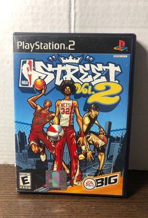NBA Street Vol. 2 PS2 for Sale in Downey, CA