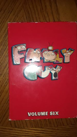 FAMILY GUY volume six for Sale in Los Angeles, CA