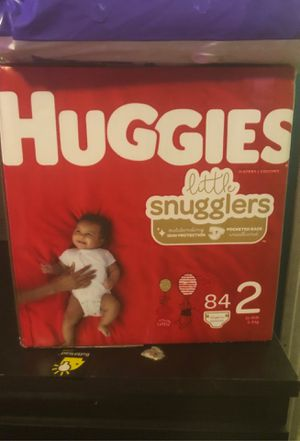 Huggies diapers size 2 for Sale in Mountain View, CA