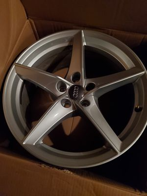 "Audi 18"" Wheels Set of Four 2018 for Sale in Kirkland, WA"