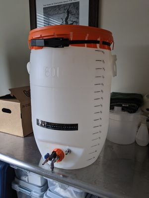 Speidel 60L Homebrew Fermenter for Sale in Columbus, OH