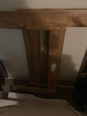 Twin bed frame. for Sale in Radcliff, KY