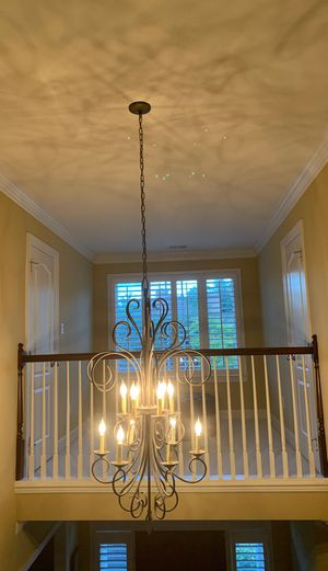 Foyer chandelier for Sale in Washington, DC