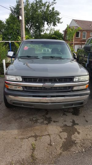 2002 Chevy Silverado with Turtle cover for Sale in Cleveland, OH