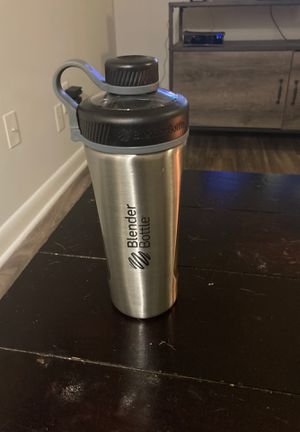 Blender bottle - stainless steel for Sale in Raleigh, NC
