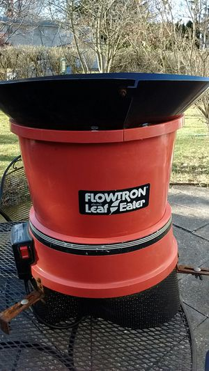 Flowtron Leaf Eater for Sale in Highland Park, IL