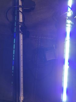 "2 - 17"" Marineland Hidden LED Strip Light for Aquariums for Sale in Queens,  NY"