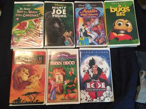 Children's VHS tapes for Sale in DeLand, FL